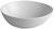Schüssel Nele aus Steinzeug in Weiß - Weiß, MODERN, Keramik (26,2/22,3/8cm) - Premium Living