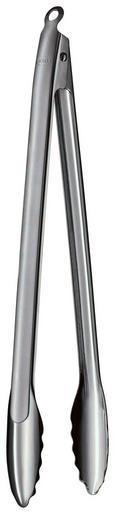 Gourmetzange Rösle - Edelstahlfarben, KONVENTIONELL, Metall (42,5/4,1/3,1cm) - Rösle