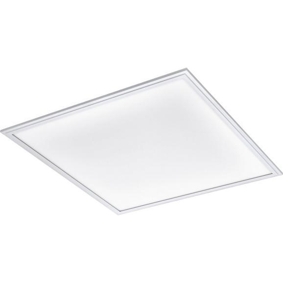 LED-Paneel Salobrena 2 max. 34 Watt - Weiß, MODERN, Kunststoff/Metall (59,5/59,5/1,1cm)