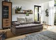 Beistelltisch Grau/Naturfarben - Naturfarben/Braun, Holz/Holzwerkstoff (54,5/47,5/54,50cm) - Mömax modern living