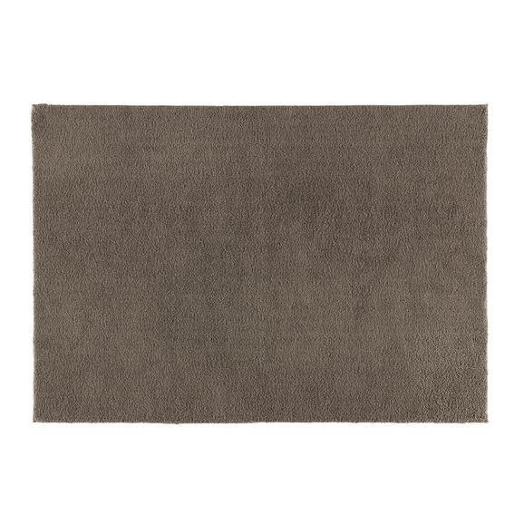 Hochflorteppich Helsinki ca. 120x170cm - Hellbraun, Basics, Textil (120/170cm) - Mömax modern living