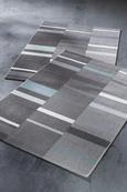 Tkana Preproga Sofia 3 - siva/bela, tekstil (160/230cm) - Mömax modern living