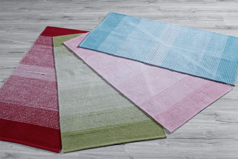 Rongyszőnyeg Malto - szürke, modern, textil (70/140cm) - MÖMAX modern living