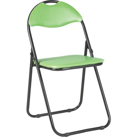 Zložljiv Stol Shake - zelena, kovina/tekstil (44/80/47cm) - Mömax modern living