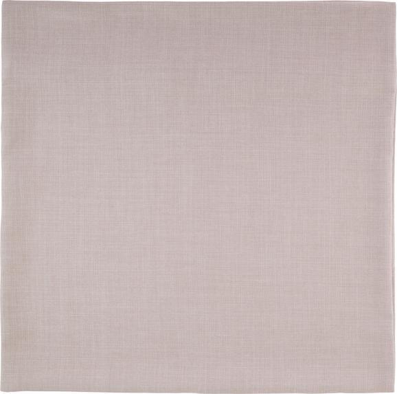 Kissenhülle Leinenoptik, ca. 60x60cm - Sandfarben, KONVENTIONELL, Textil (60/60cm) - Mömax modern living