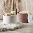 Blană De Oaie Jenny - bej, textil (90-105/60cm) - Modern Living
