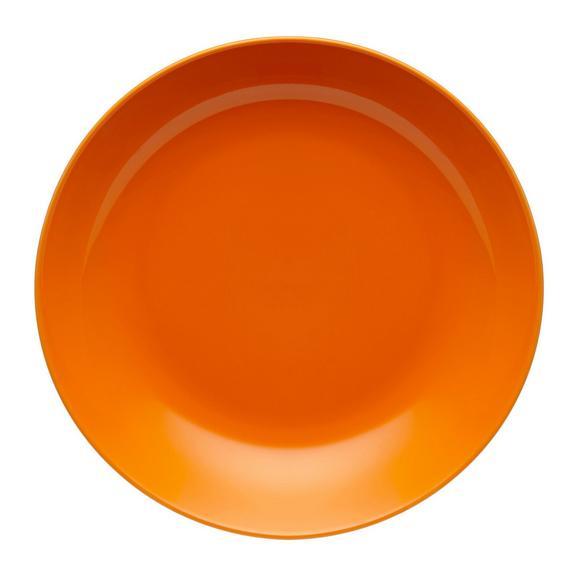 Mélytányér Sandy - Narancs, konvencionális, Kerámia (20/3,5cm) - Mömax modern living