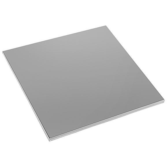 Podstavek Za Posodo Fabienne - nerjaveče jeklo, kovina (22/22cm) - Mömax modern living