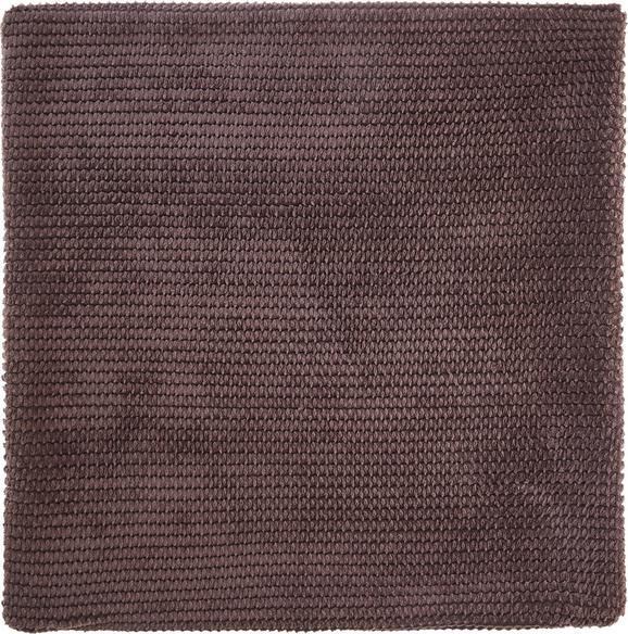 Prevleka Blazine Maxima -ext- - rjava, Konvencionalno, tekstil (50/50cm) - Mömax modern living