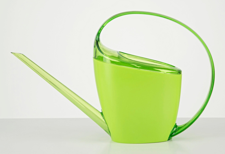 Locsolókanna Loop - világoszöld, műanyag (36/11/24cm)