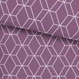Lenjerie De Pat Georg - liliachiu, textil (140/200cm) - Modern Living