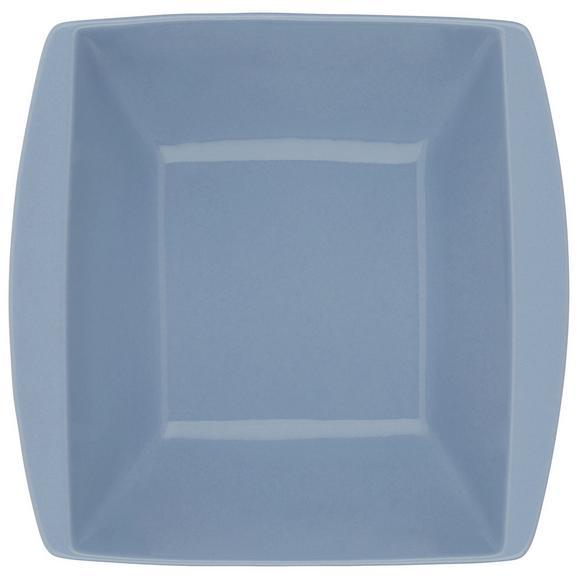 Skleda Pura Bleu - svetlo modra, Moderno, keramika (23,2/23,3cm) - Mömax modern living