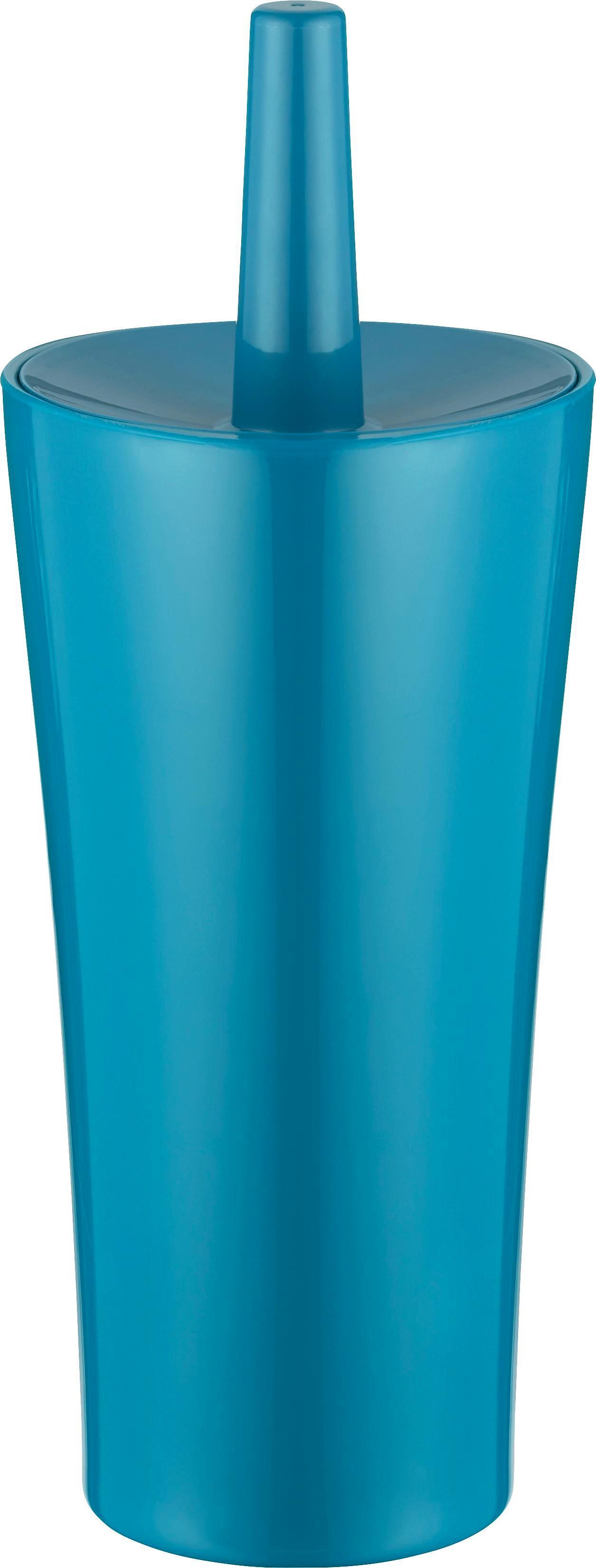 WC-Bürste Bella in Petrol - Petrol, Kunststoff (12,4/32,5cm) - MÖMAX modern living