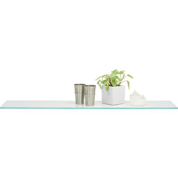 Glasablage aus Glas - Glas (78/0,6/18cm) - Mömax modern living