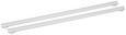 Paneelwagen Style Alufarben - Alufarben, Metall (60cm) - Premium Living