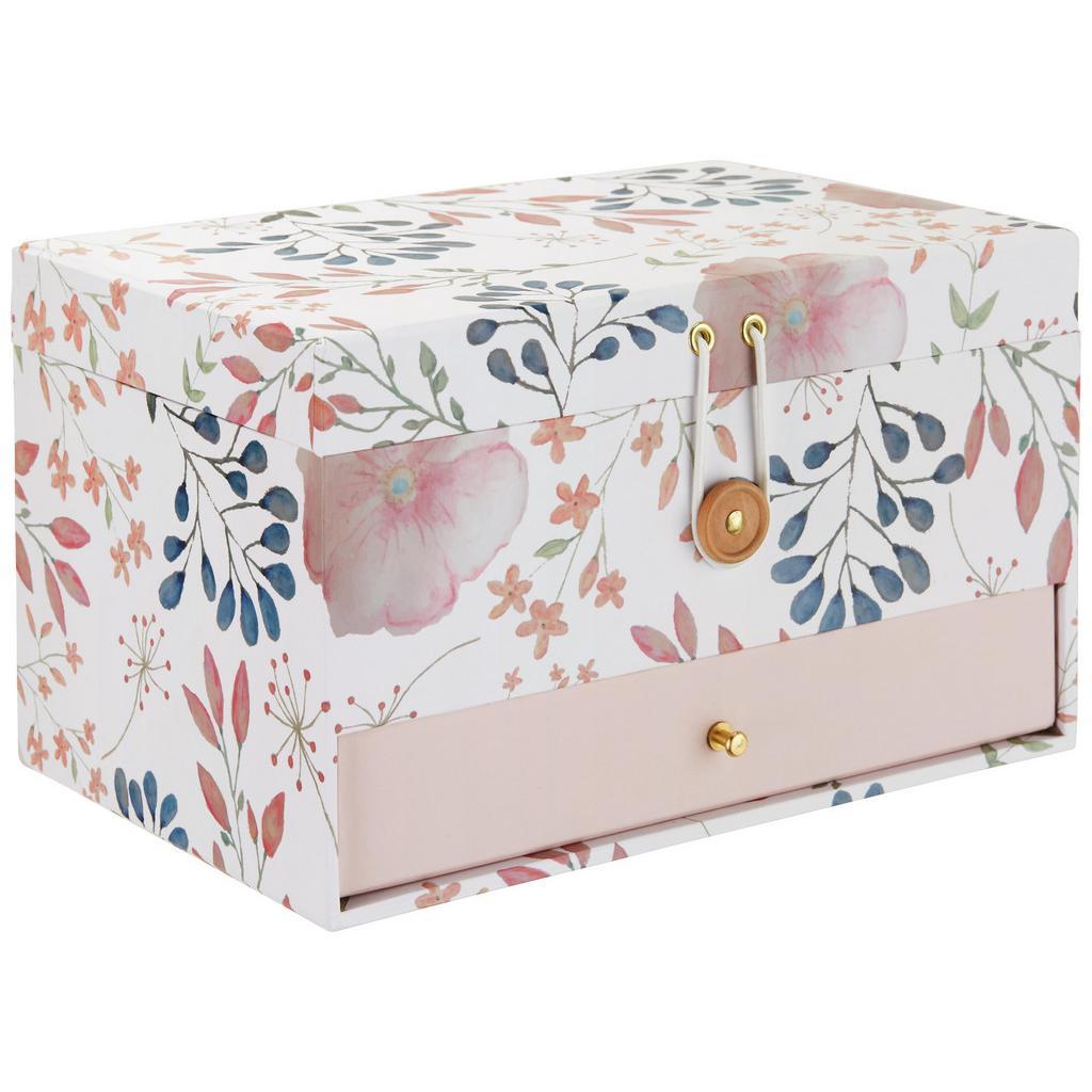 Schmuckbox Blossom Bunt