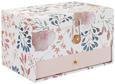 Schmuckbox Blossom Bunt - Rosa/Weiß, Papier (23/15/14cm) - Mömax modern living