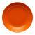 Suppenteller Sandy aus Keramik Ø ca. 20cm - Orange, KONVENTIONELL, Keramik (20/3,5cm) - Mömax modern living