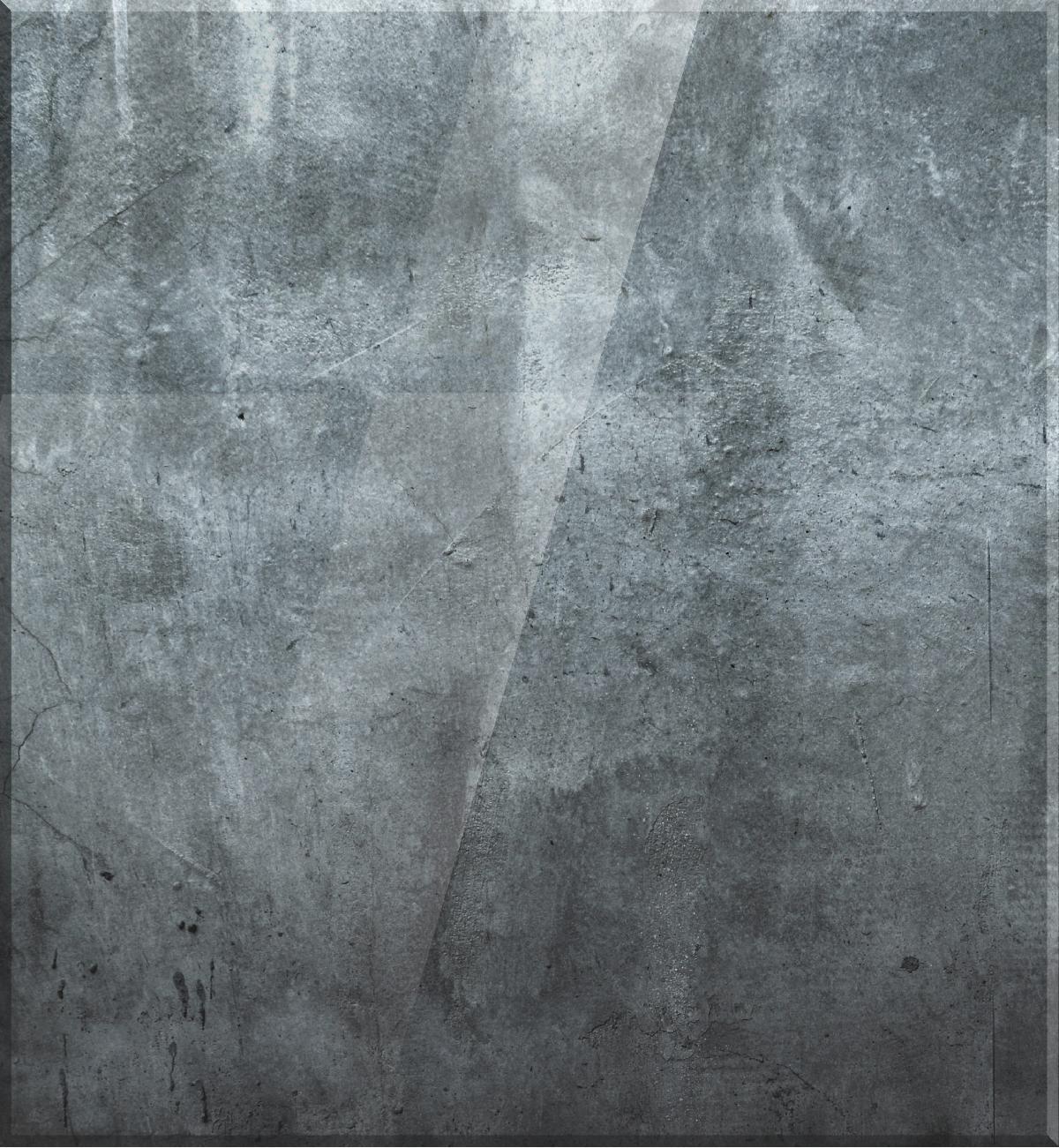 Nischenverkleidung Grau/Schwarz 60x65cm   Schwarz, MODERN, Glas (60/65cm)