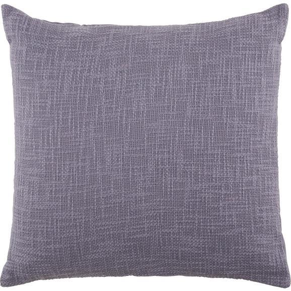 Zierkissen Yves in Grau ca. 45x45cm - Grau, MODERN, Textil (45/45cm) - Mömax modern living