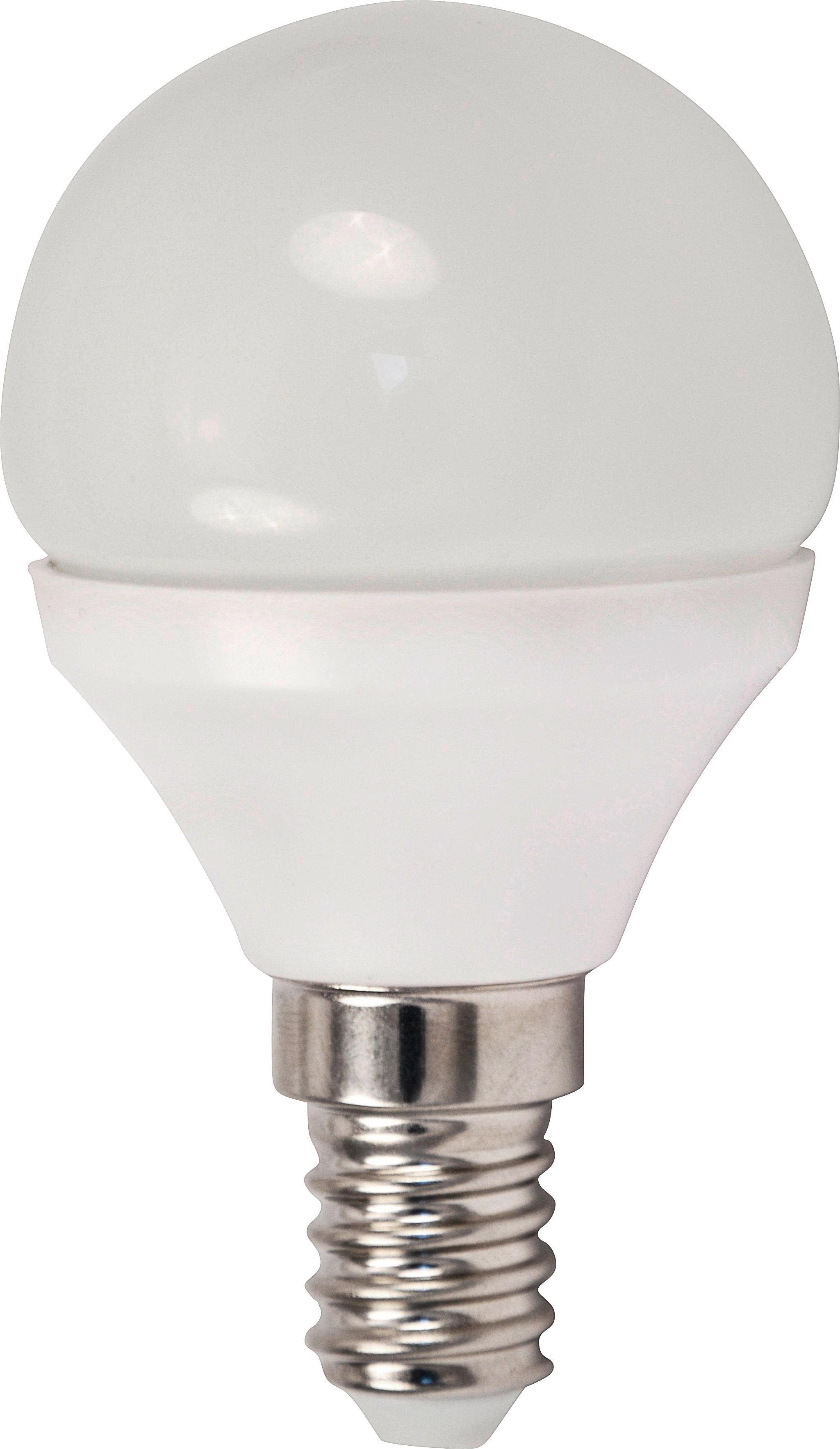 Leuchtmittel C80194 - Weiß, Keramik/Kunststoff (4,5/7,9cm) - MÖMAX modern living