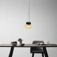 Pendelleuchte Padua 10-flammig - Grau, MODERN, Kunststoff (22/147cm) - Mömax modern living