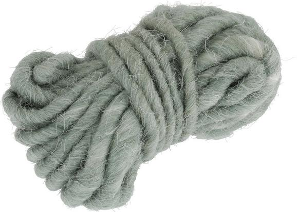 Bombažni Trak Lana - zelena, tekstil (5/11cm) - Mömax modern living