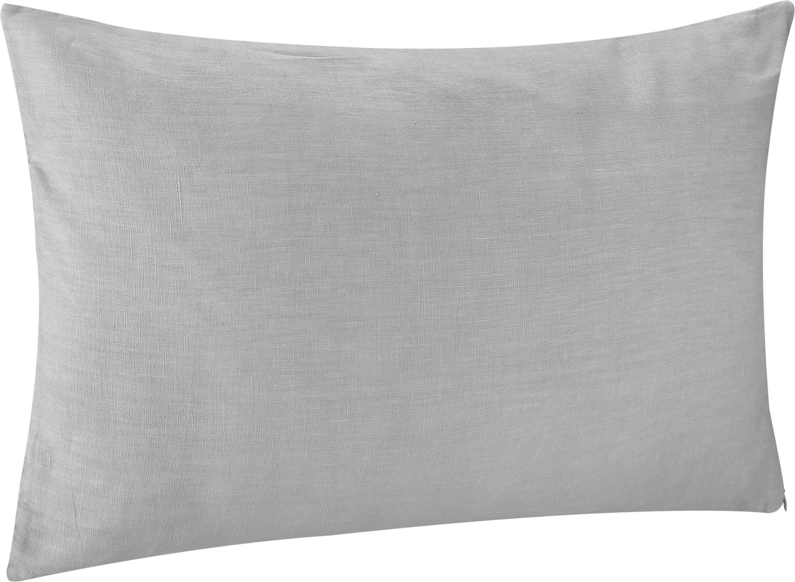 Zierkissen Melinda 40x60cm - Grau, ROMANTIK / LANDHAUS, Textil (40/60cm) - MÖMAX modern living
