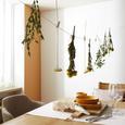 Geschirrtuch-Set Honeycomb in Gelb/Weiß - Gelb/Weiß, LIFESTYLE, Textil (50/70cm) - Mömax modern living