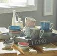 Kaffeebecher Nina Rosa - Rosa, Keramik (8,5/10cm) - Mömax modern living