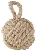 Zaustavljalec Vrat Rope - bež, tekstil (14cm) - Mömax modern living