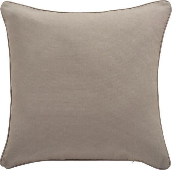 Prevleka Blazine Steffi Paspel - svetlo siva, tekstil (40/40cm) - Mömax modern living