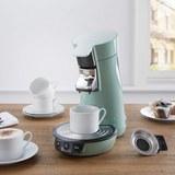 Kaffeepadmaschine Senseo Viva Cafe - Mintgrün, MODERN, Kunststoff/Metall - Philips