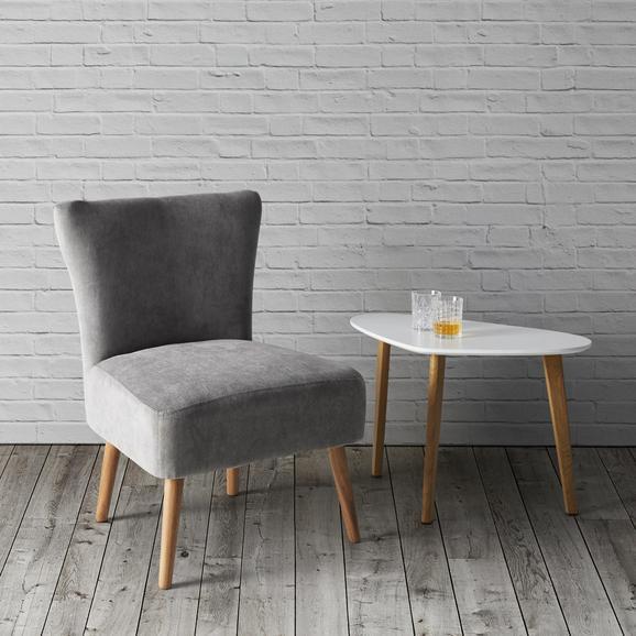 stuhl in grau online bestellen. Black Bedroom Furniture Sets. Home Design Ideas