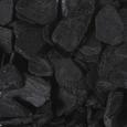 Dekogranulat Lara in verschiedenen Farben - Schwarz/Naturfarben, Weitere Naturmaterialien (0,35l)