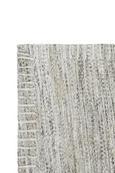 Flachwebeteppich Abra Dunkelgrau 160x230cm - Dunkelgrau, ROMANTIK / LANDHAUS, Textil (160/230cm) - Mömax modern living