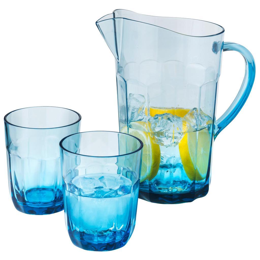 Saftkrug Jamie in Blau