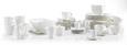 Vrček Za Mleko Tacoma - bela, Trendi, keramika (9/8,5cm) - Premium Living