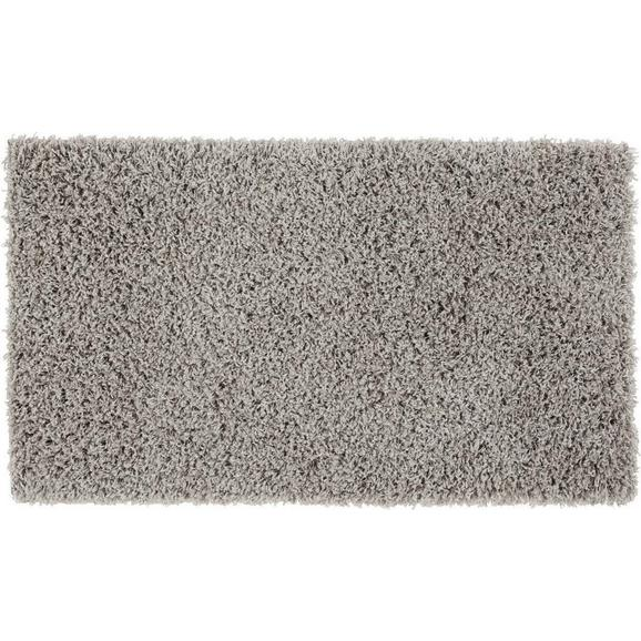 Hochflorteppich Bono ca. 120x175cm - Hellgrau, Textil (120/175cm) - Mömax modern living