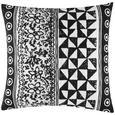 Díszpárna Harare 1 - Natúr/Fekete, Lifestyle, Textil (45/45cm) - Mömax modern living