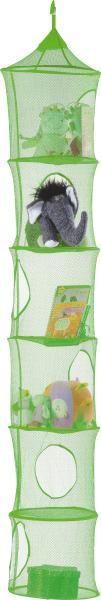 Aufbewahrungsbox Kampy - Grün, KONVENTIONELL, Textil (30/180cm) - XENOS