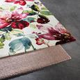 Tkana Preproga Flower 1 - večbarvno, Romantika, tekstil (80/150cm) - Mömax modern living