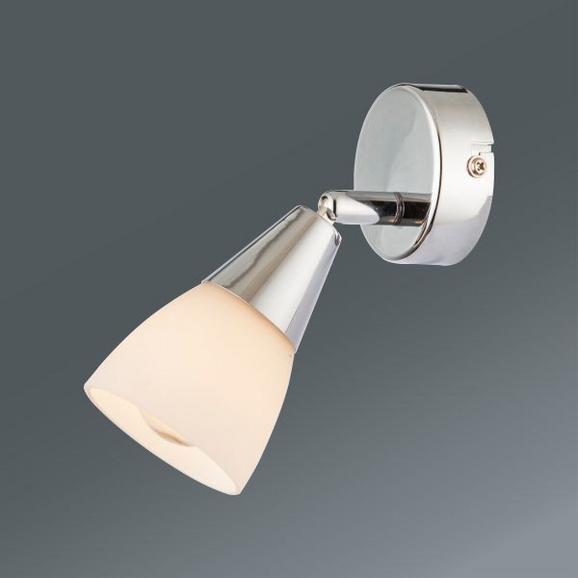 Strahler Tadeus, max. 40 Watt - KONVENTIONELL, Glas/Metall (7/13,5cm)