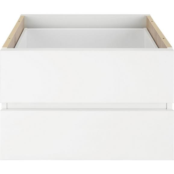 Notranji Predali Prato - bela, Moderno, leseni material (52/35/34cm) - Mömax modern living