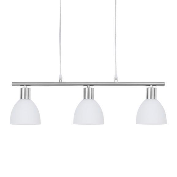 Lustră Jakob - Konventionell, sticlă/metal (64,5/90cm) - Mömax modern living