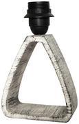 Leuchtenfuß Miran Hellgrau max. 60 Watt - Hellgrau, LIFESTYLE, Keramik (13cm) - Mömax modern living
