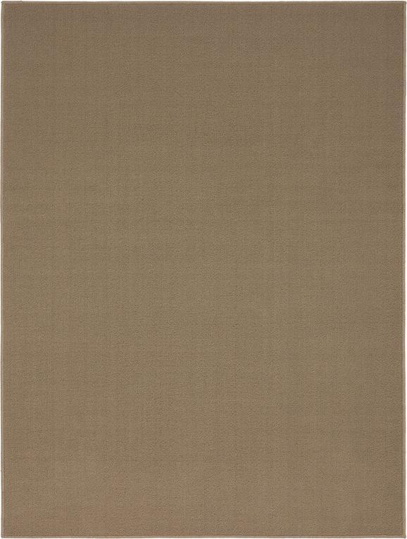 Teppich Eton Beige 120x160cm - Beige, LIFESTYLE, Textil (120/160cm) - MÖMAX modern living