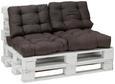 Sedežna Blazina Za Palete Daniel - rjava, tekstil (40/60cm) - Mömax modern living