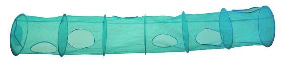 Hängeaufbewahrung in Blau - Blau, Kunststoff (30/180cm) - Mömax modern living