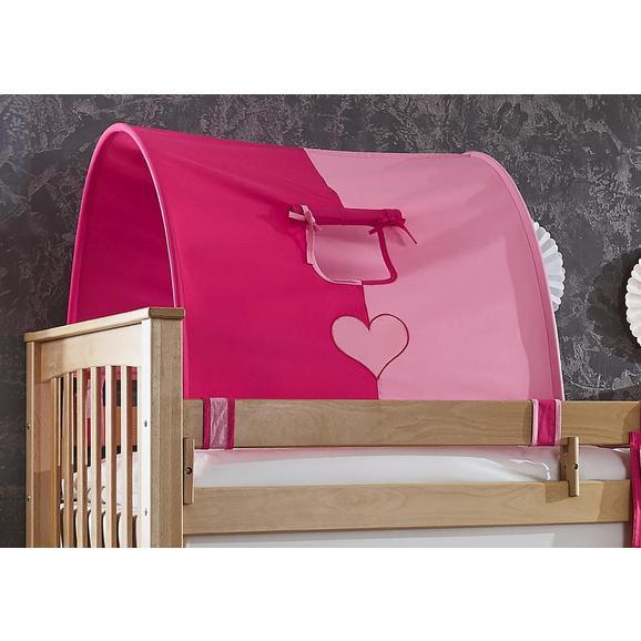 Tunnelset 1er-tunnel - Pink/Rosa, Design, Textil